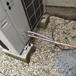 Jednodenní montáž tepelného čerpadla
