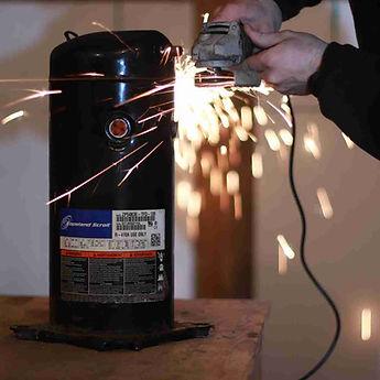 Kompresor pro tepelné čerpadlo