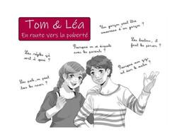 Tom & Léa : En route vers la puberté