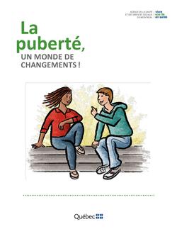 La puberté, un monde de changements!