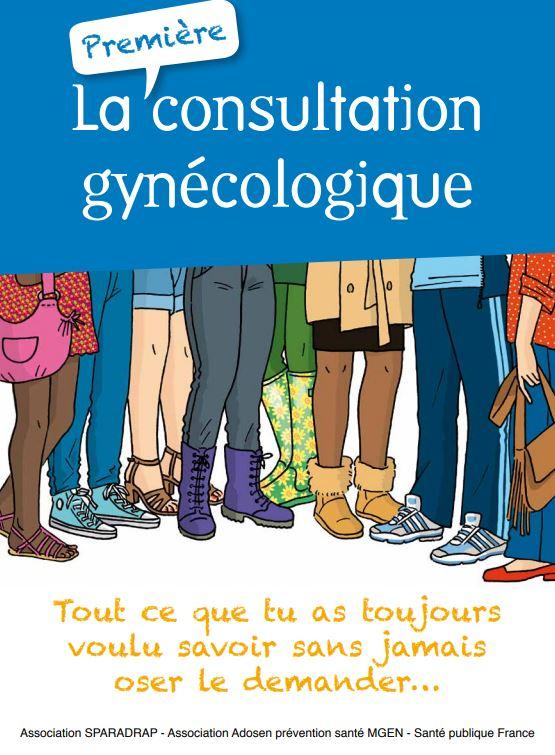 La première consultation gynécologiq