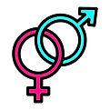 icône-remplie-par-hétérosexuel-d-ensembl