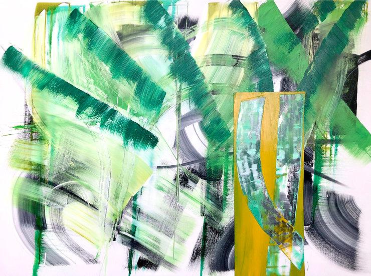 Green Vibration