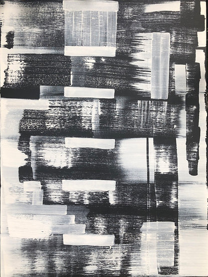 Black & White 3 layers