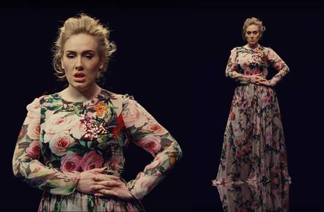 O Vestido de Adele