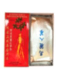 Kaesong koryo red ginseng powder