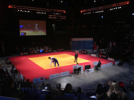 Judo Canada Open Nationals