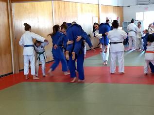 Camp d'entraînement féminin avec Shu-Tai Cheng