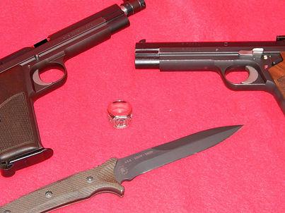 Gun Rights Showcase the Molon Labe Ring