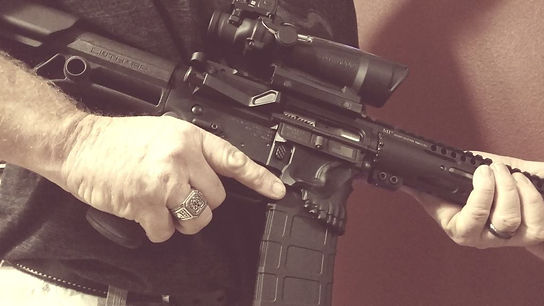 Molon Labe Ring Tactical Rifle