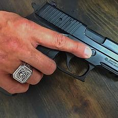 Molon Labe Ring | 2nd Amendment Rights