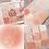 Thumbnail: Nine-Color Eyeshadow Pallete Pearlescent Matte Acrylic Maquillaje