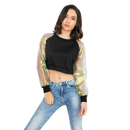 2019 Fashion Women T-Shirt Women Long Sleeve