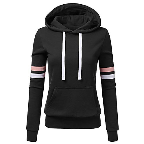 Hoodie Sweatshirts Ladies Women's Hoodies Women