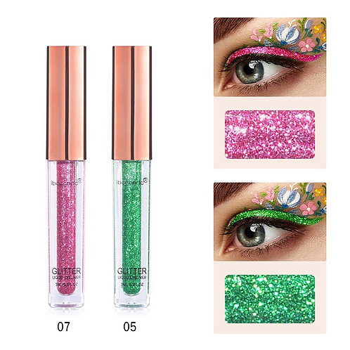 Ibcccndc New Sparkling Eye Shadow Stick Pearly Watery Eyeshadow Party