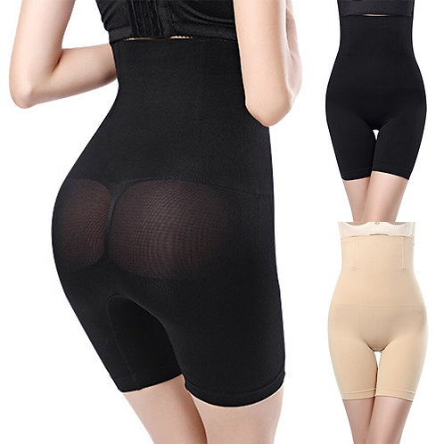 Seamless Butt Lifter Women High Waist Slimming Tummy