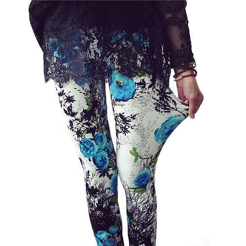CUHAKCI Printing Leggins Plus Size Legging High Quality