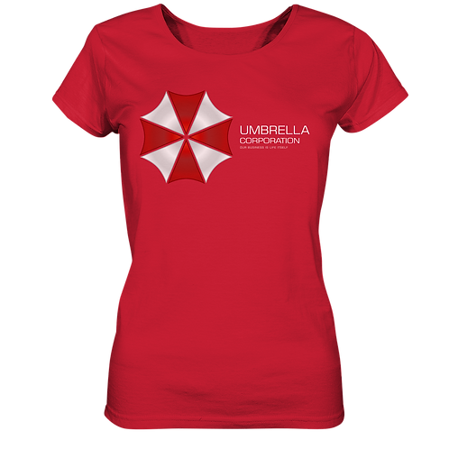 Umbrella Corporation - Ladies Organic Shirt
