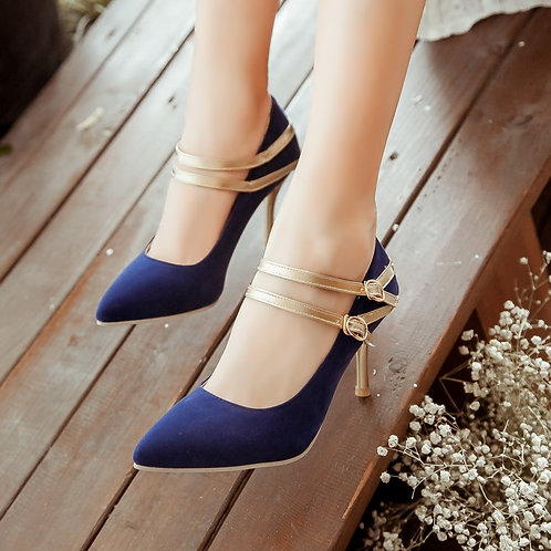 Big Size 33-47 Style Ladies Sexy Shoes Woman Women Zapatos