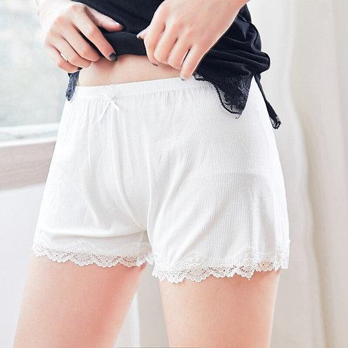 New Women Safety Pants Summer High Waist Panties Under