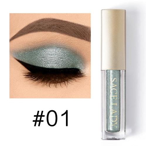 SACE LADY Glitter Eyeshadow Makeup Liquid Shimmer Eye