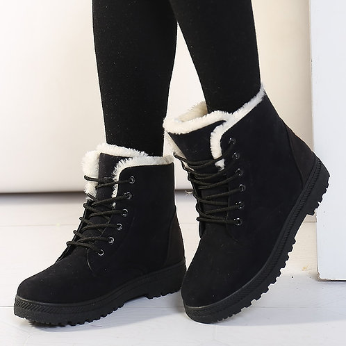 Women Boots Winter Ankle Boots for Women Winter Shoes
