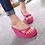 Thumbnail: Women Fashion Slippers Platform Sandals High Heel Sandals