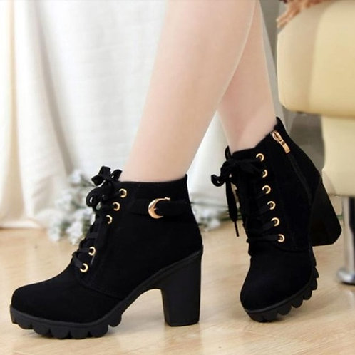 2020 Hot New Women Shoes PU Sequined High Heels Zapatos