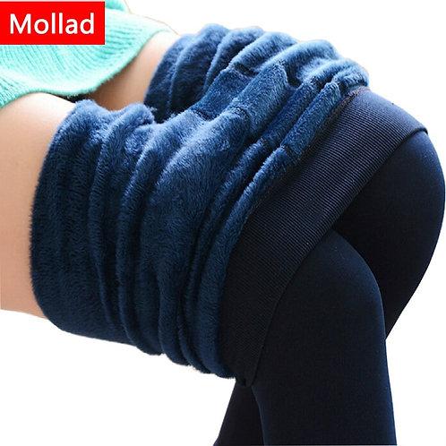 Mollad NEW Plus Cashmere Fashion Leggings Women Girls