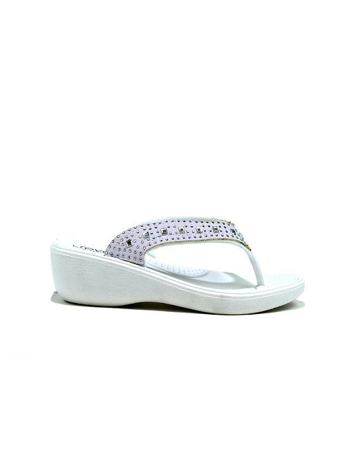 The Hale Wedge White