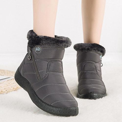 2020 New Women Boots Winter Snow Boots Waterproof