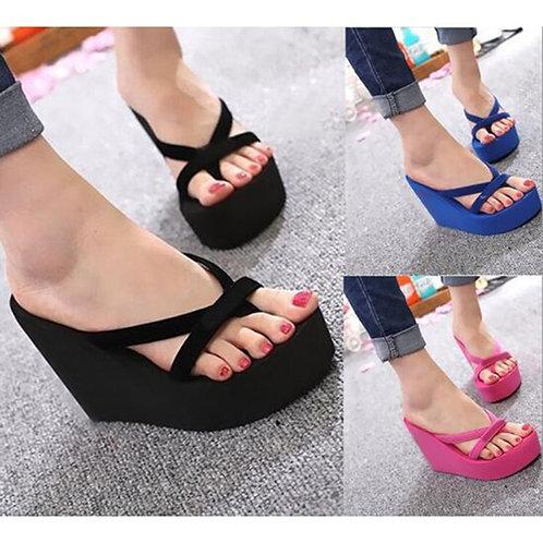Women Fashion Slippers Platform Sandals High Heel Sandals