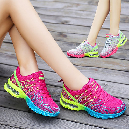 2019 Autumn Sport Shoes Woman Sneakers Female Running