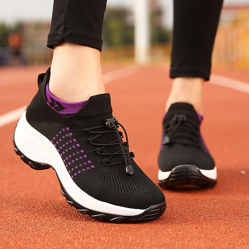 2020 Women Flat Platform Shoes Woman Sneakers for Women