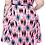 Thumbnail: Sourpuss Bubblegum Diamond Veronica Dress