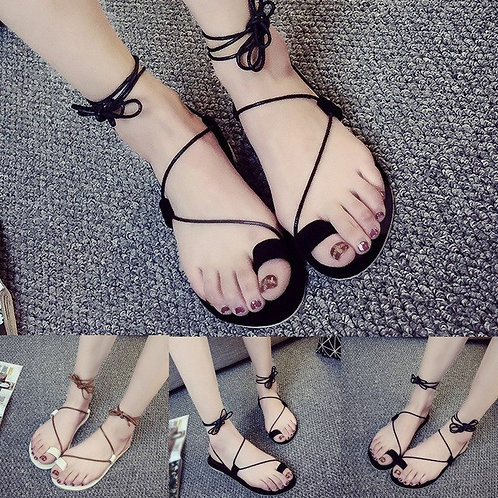 Women Sandals For Female Summer Flat Shoes