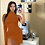 Thumbnail: Women Bodycon Party Dresses Side Slit Autumn Fashion Sexy Skinny Clubwear