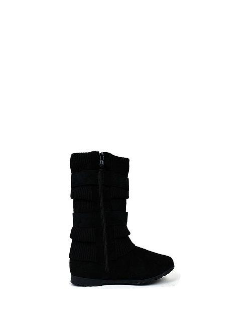 Leggings Love Boot Black