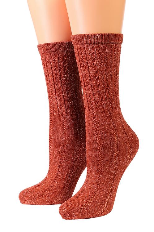 Oroblu KNIT copper socks