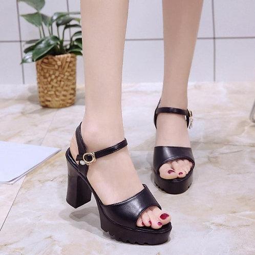Fashion Shoes Women Fish Mouth Platform Gladiator