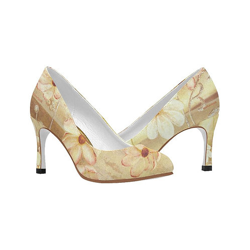 Wakerlook Original Art Women's Pumps
