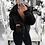 Thumbnail: 2020 Faux Fur Coat Women With Hood New Oversize Coats