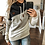 Thumbnail: Winter Leopard Print Sweatshirts Women Casual Turtleneck