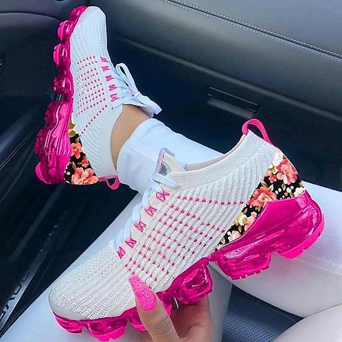 2020 Women Sneakers Summer Outdoor Sports Shoes Multicolor