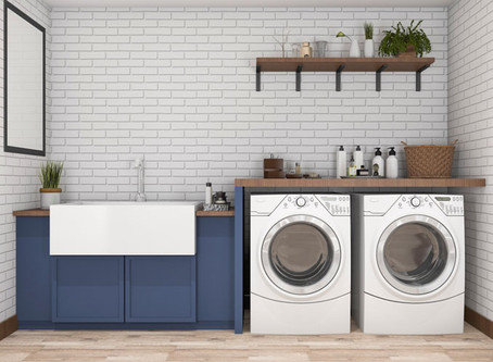 Day 16: Laundry Room