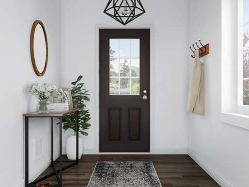 Day 1: Entryway
