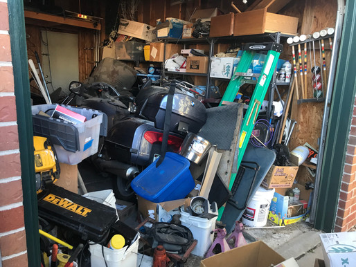 The Duty to Declutter: Why Clutter is Effectively Ruining your Life.