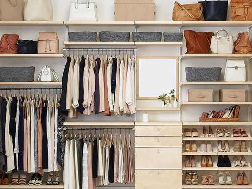 Day 12: Dresser and Closet