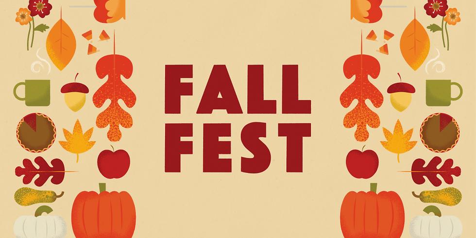 Brick Fall Fest