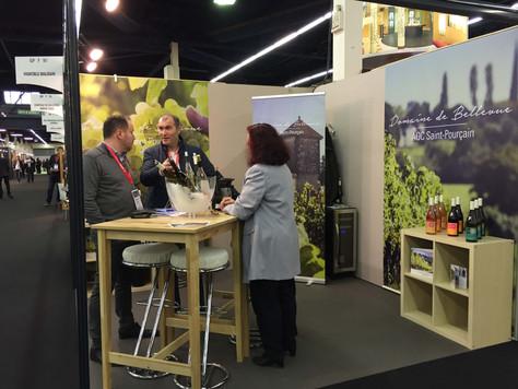Salon des vins de Loire 2016